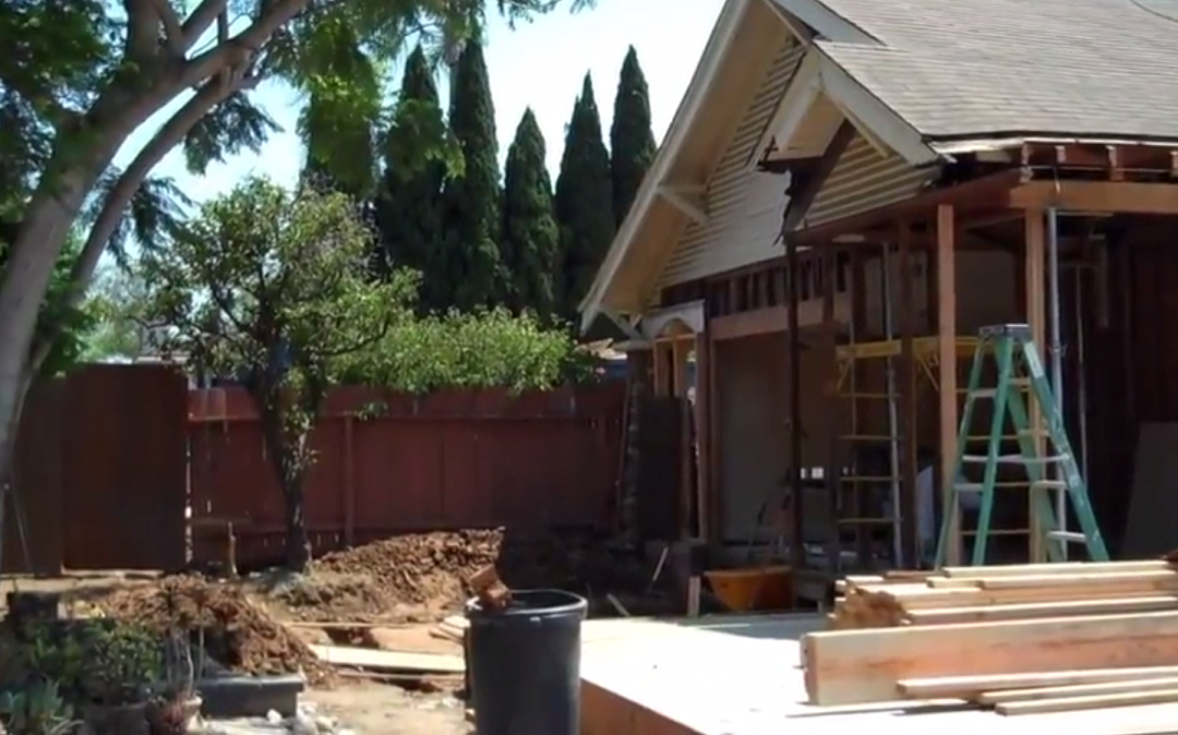 Chula Vista Historic Home Residential Remodel & Room Addition